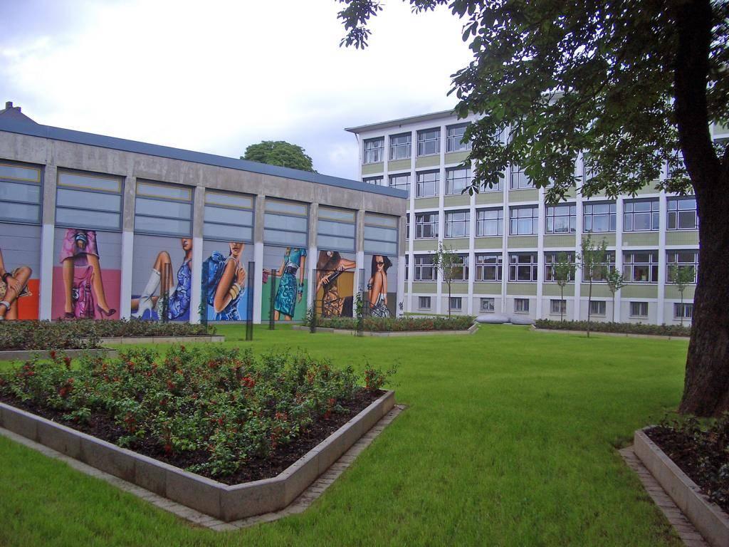 Friedrich-Feld-Schule, Gießen - Schulgarten